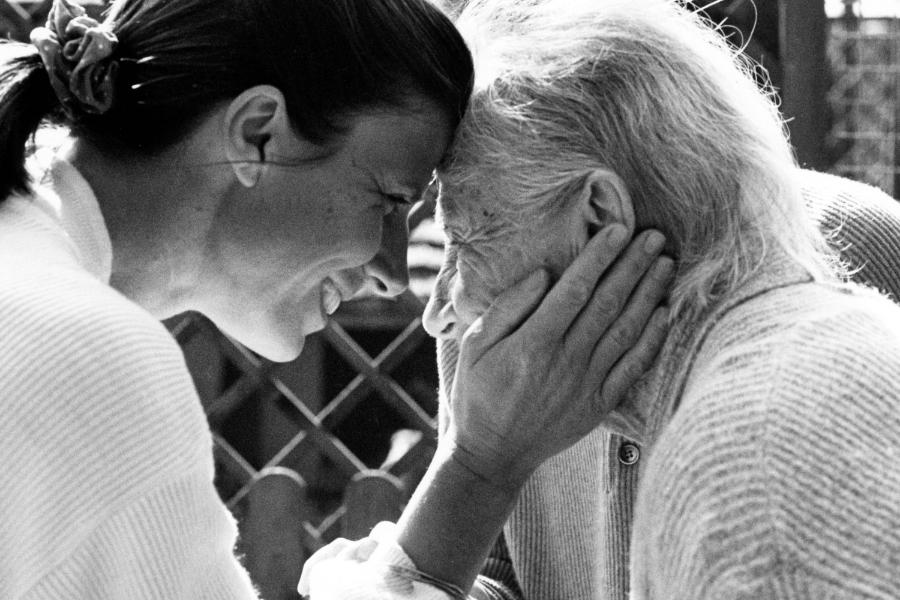 Soutien aux aidants et Alzheimer - © Huffpost - Alzheimer - Shiatsu France.com