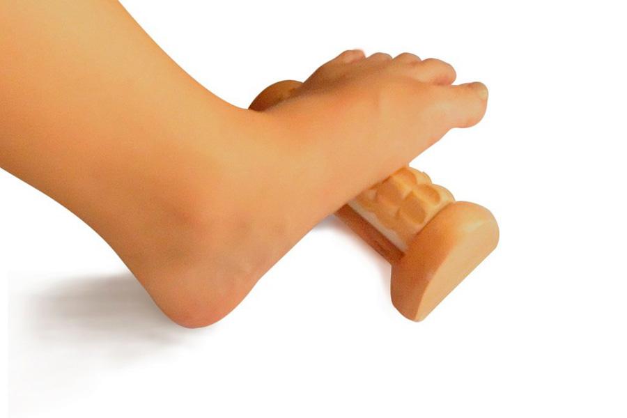 P09 : Rouleau pour les pieds - Massage avec les pieds