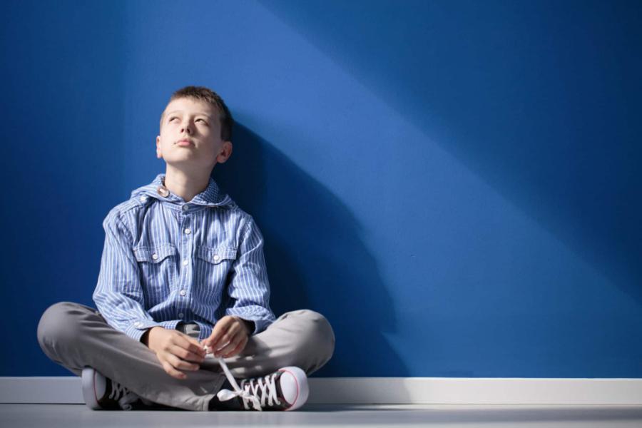 Soutien aux aidants et Autisme - © Adobe Stock - Autisme - Shiatsu France.com