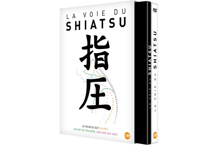Un coffret DVD + Livre  Un film et un fascicule inédits sur le shiatsu En savoir plus sur ce coffret