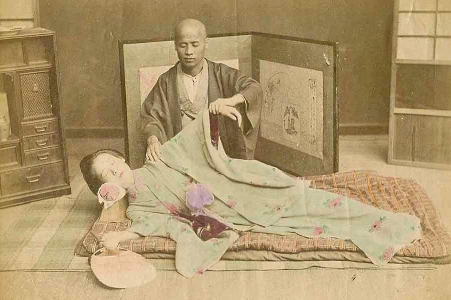 Les courants shiatsu - Quelles sont les principales écoles de shiatsu au Japon ?
