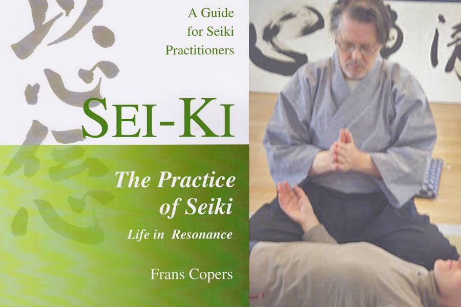Découvrez les secrets du Sei-Ki Le nouveau livre de Frans Copers sur la pratique du seiki En savoir plus sur le Seiki