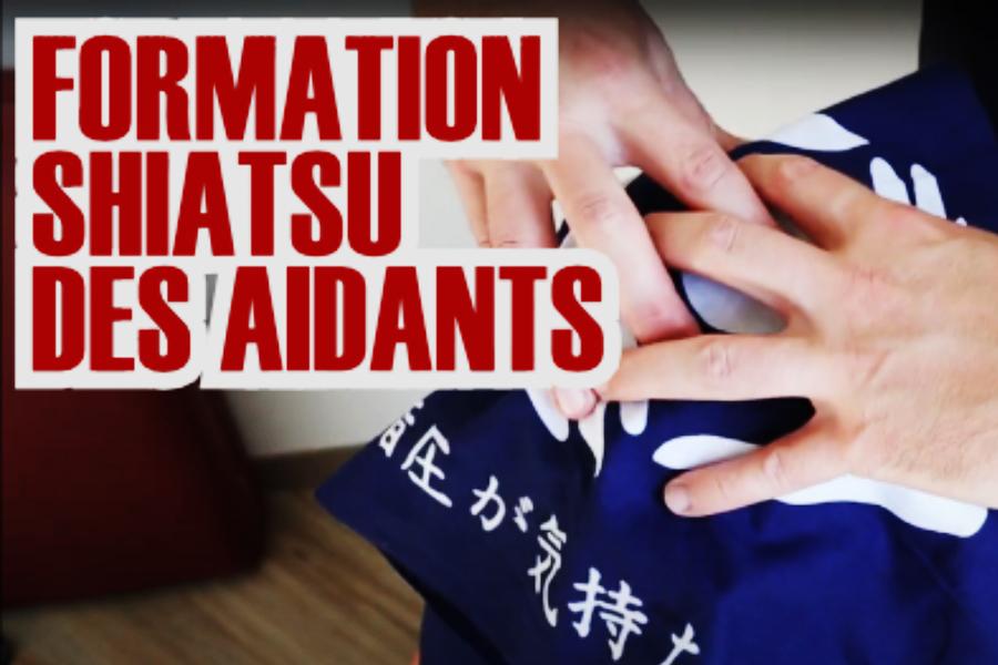 La formation shiatsu pour les Aidants - © Shiatsu-France.com