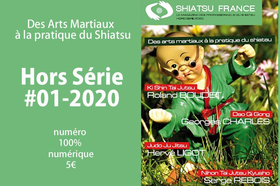 Hors Série Numérique #01 - © Shiatsu-France.com