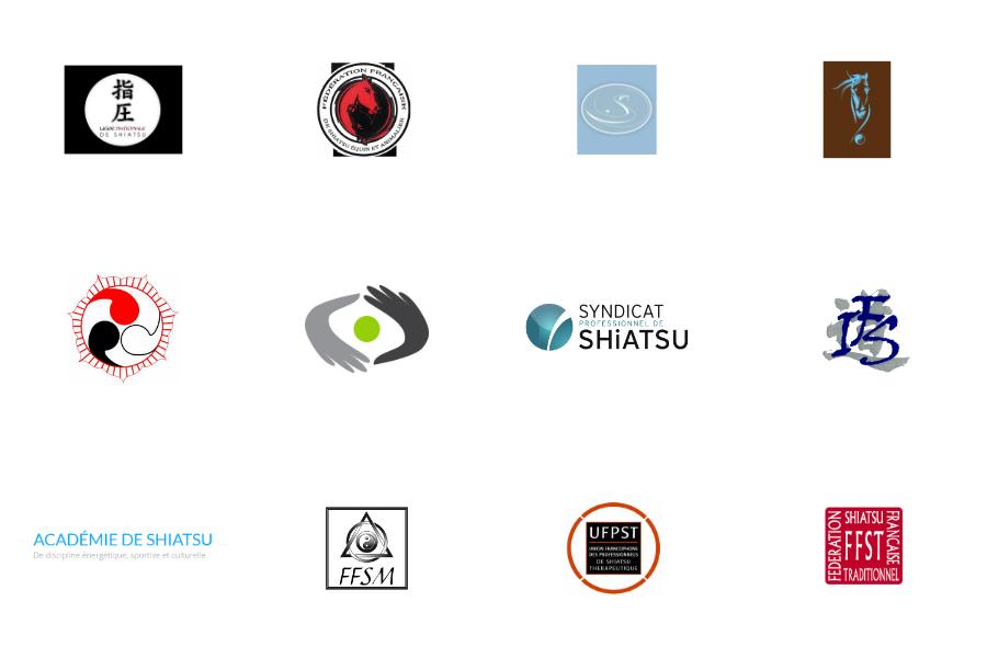 Les organisations françaises du shiatsu - Quels sont les organismes nationaux ?