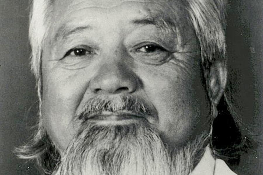 Le shiatsu de Nakazono Sensei - Nakazono Masahiro