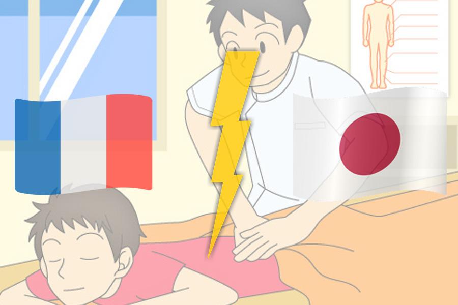 Shiatsu en France vs Shiatsu au Japon - Episode 1 : le shiatsu en France et au Japon
