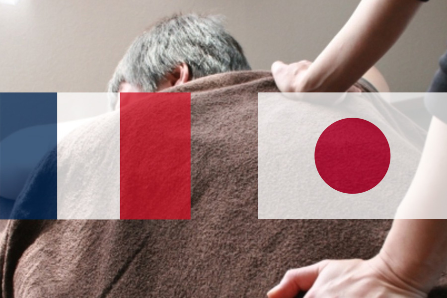 Shiatsu en France vs au Japon, acte 3 - Episode 3 : le shiatsu en France et au Japon