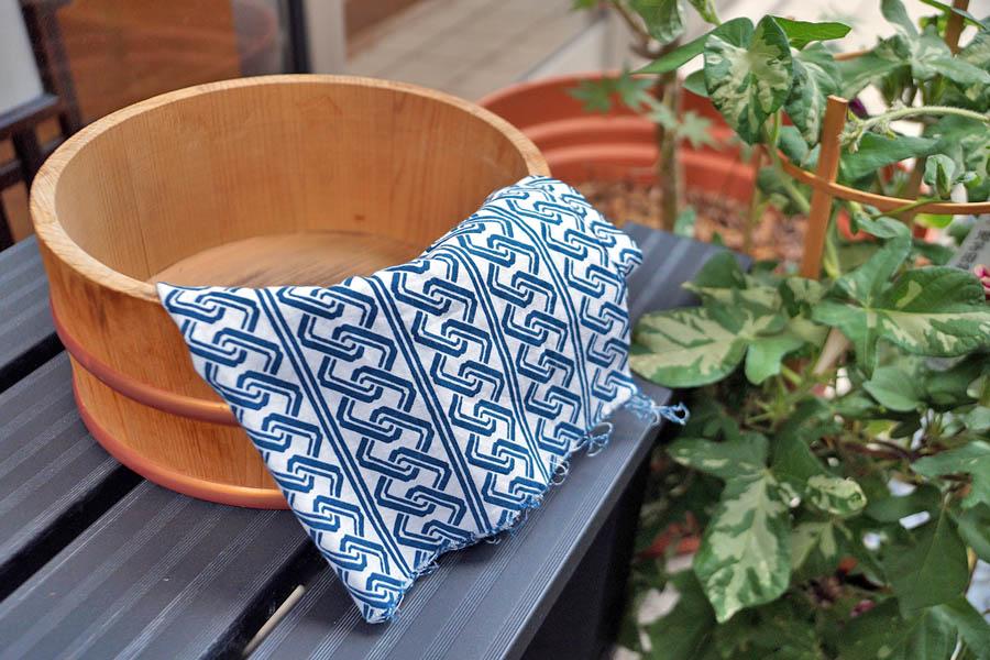 Le tenugui japonais - La fameuse serviette japonaise tenugui