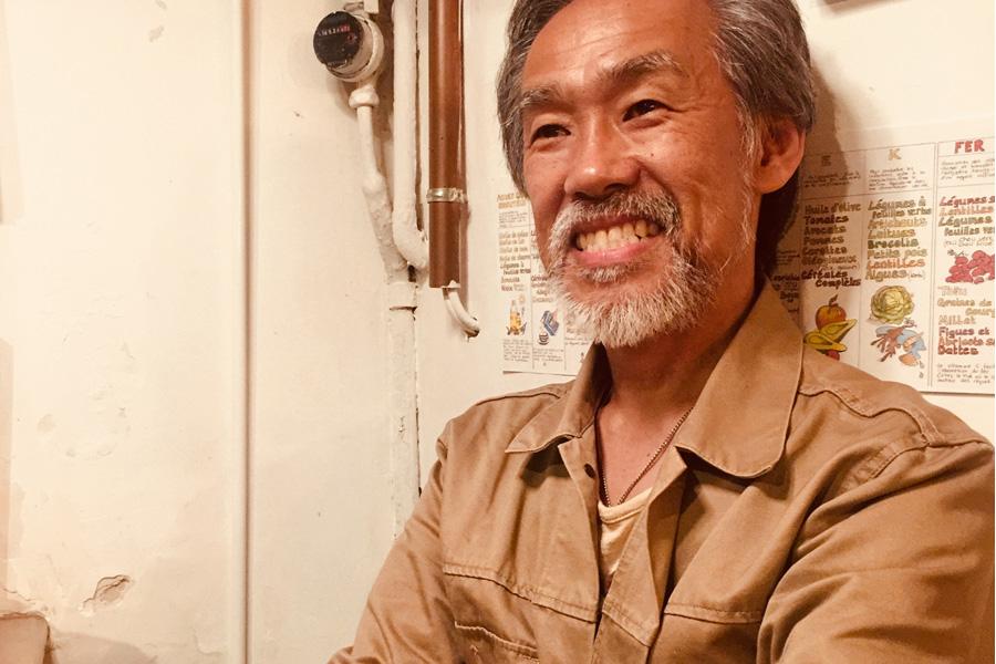 Interview de Toshi Ichikawa - © Toshi Ichikawa - shiatsu et do in