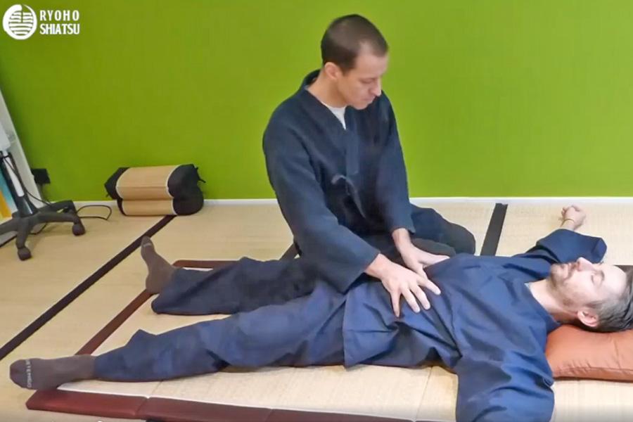 Vidéo de Ryoho Shiatsu - © Ryoho Shiatsu - Ivan Bel