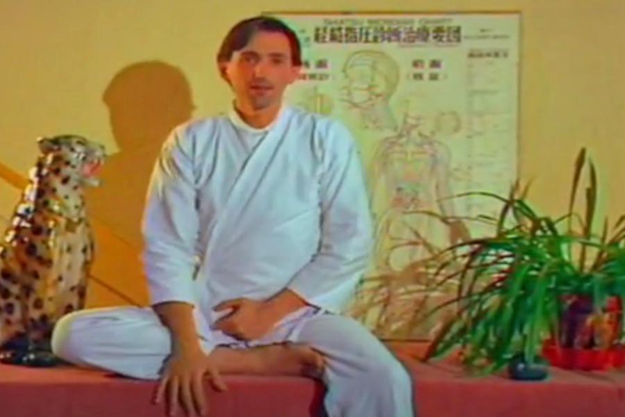 Reportage shiatsu à la télé en 1986 - 1986 : Shiatsu à la télé française