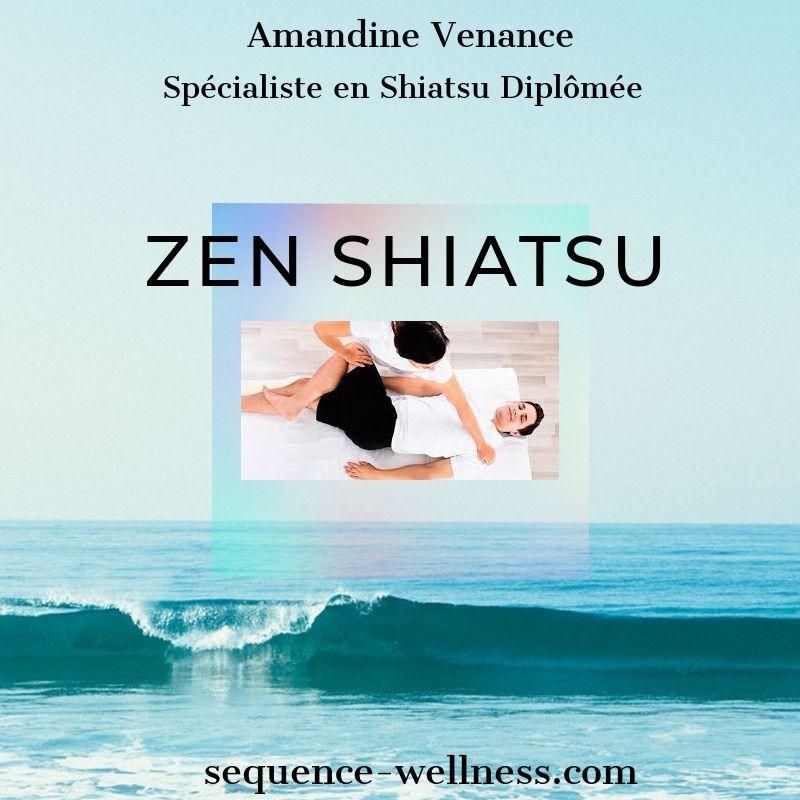 Amandine Venance Spécialiste en Shiatsu : infos, localisation, contacts... pour ce centre de shiatsu