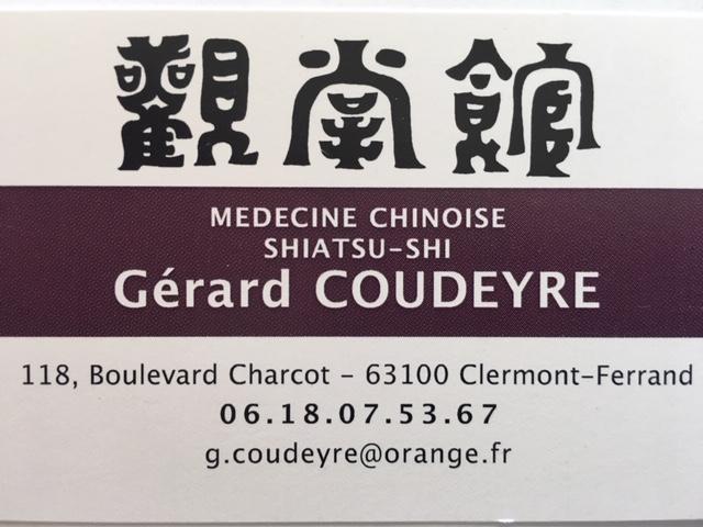 Gérard COUDYRE 63