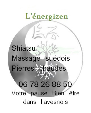 L'énergizen : infos, localisation, contacts... pour ce centre de shiatsu