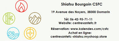 Mathieu Di Cioccio - Shiatsu Bourgoin CSFC : infos, localisation, contacts... pour ce centre de shiatsu