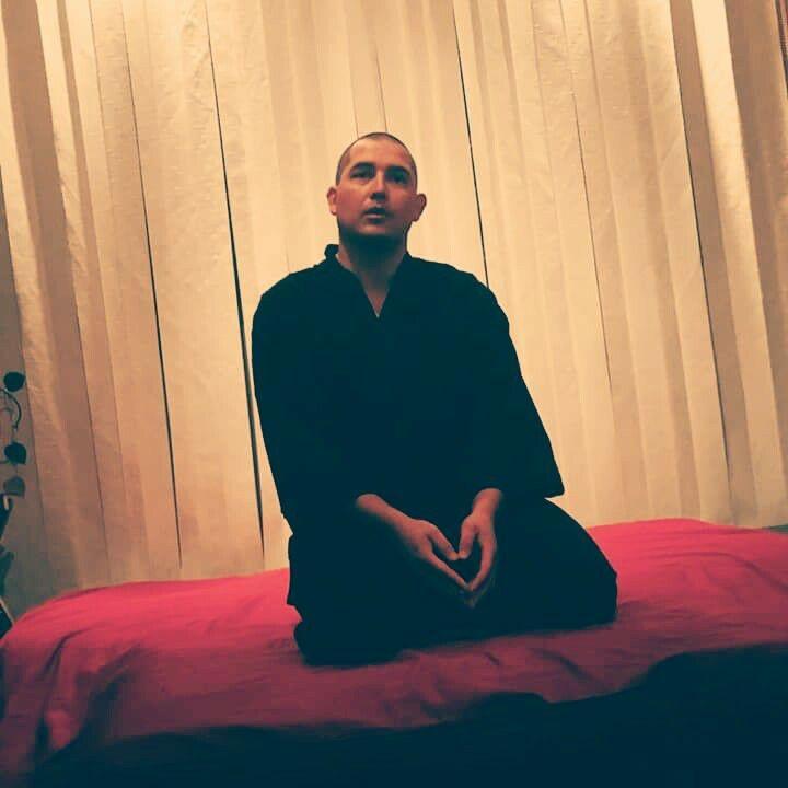 Piotr NOWAK - Shiatsu Ten'kei Praticien 08