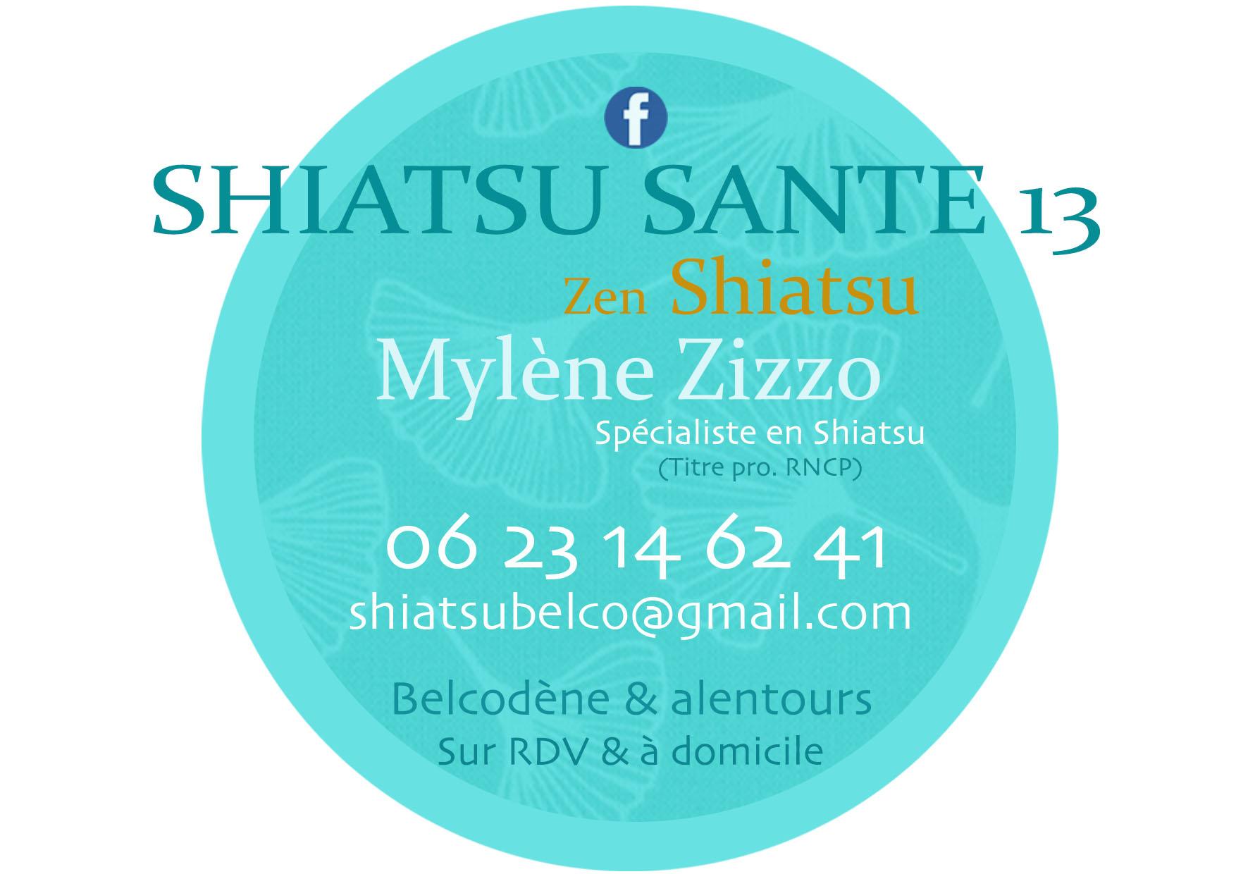 Shiatsu Santé 13 : infos, localisation, contacts... pour ce centre de shiatsu