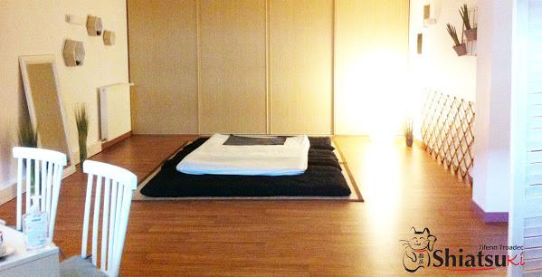 Shiatsu Traditionnel - Tifenn Ji-Yun TROADEC : infos, localisation, contacts... pour ce centre de shiatsu