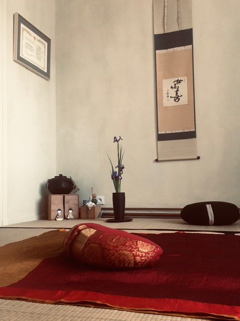 Marianne TROTIN  : infos, localisation, contacts... pour ce centre de shiatsu