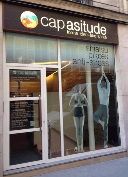 Valérie CAPEL - Cap Asitude - Praticienne Shiatsu Paris 8 : infos, localisation, contacts... pour ce centre de shiatsu